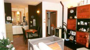 Appartamento con giardino e terrazza vivibile