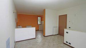 Casa Cavallano soggiorno e cucina