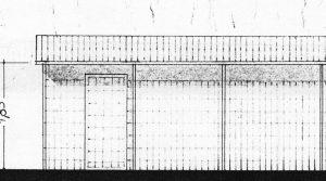 prospetto laterale sinistro